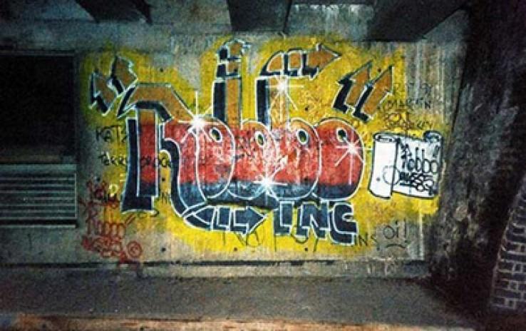 Robbo vs. Banksy- Graffiti Wars FULL VIDEO – RIP King Robbo!