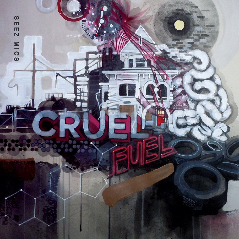 """""""Cruel Fuel"""" – Brand New Solo Album from Seez Mics – Out Now!!"""