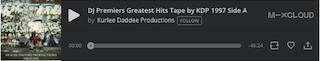 DJ Premiers Greatest Hits Tape by KDP 1997 Side A