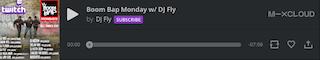 Boom Bap Monday July 5, 2021 w/ DJ Fly