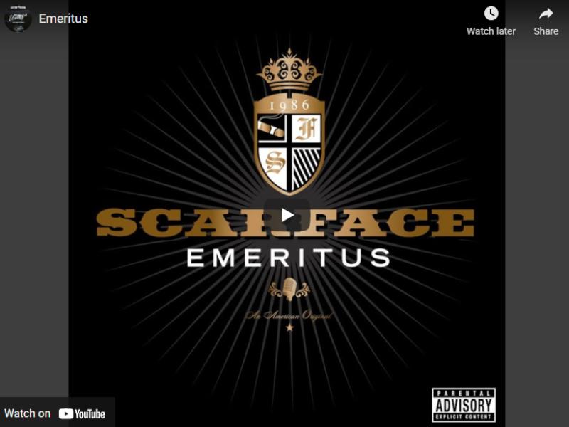 Scarface – Emeritus