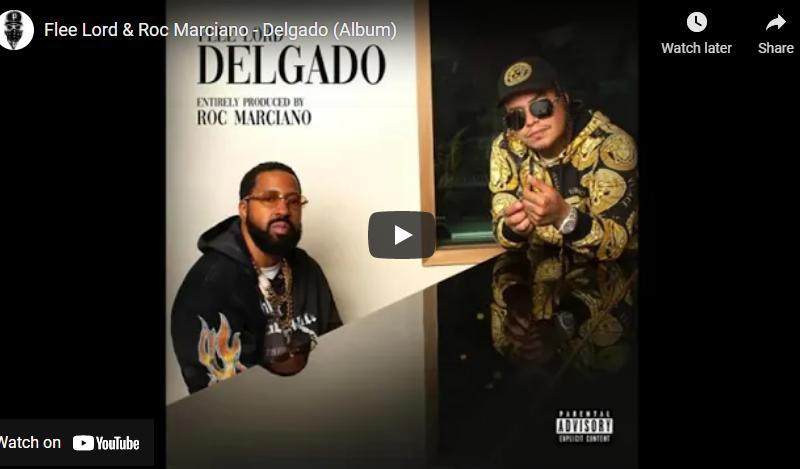 Flee Lord & Roc Marciano – Delgado (Album)