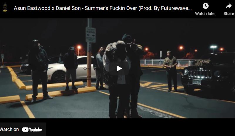 Asun Eastwood x Daniel Son – Summer's Fuckin Over (Prod. By Futurewave)